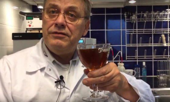 Videocolumn voedselveiligheid met IJsbrand: zeer oud bier