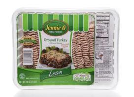 Langdurig slepende uitbraak door kalkoenvlees