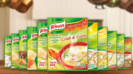Lipton verstevigt positie groene thee, Knorr groeit boven verwachting
