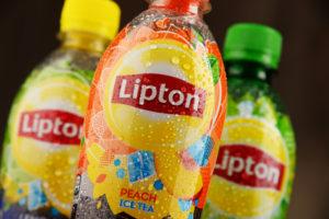 Unilever wil Lipton en andere theemerken behouden