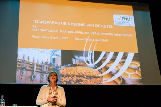 Marian Geluk, FNLI: 'Transparantie heeft ook een commercieel doel'