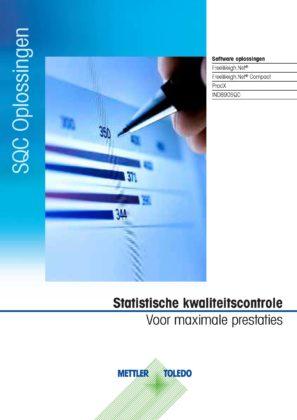 Gratis brochure statistische kwaliteitscontrole