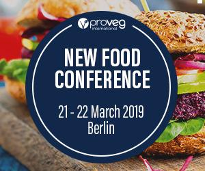 New Food Conference presenteert innovatieve alternatieven voor dierlijke producten