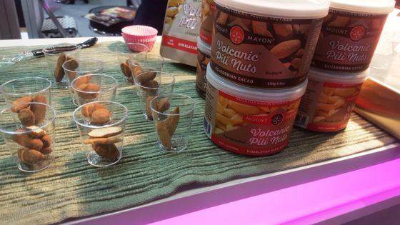 Pilinoot is een nieuwe gezonde noot uit Filipijnen