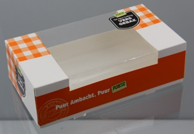 Recall gebak vanwege stukje plastic