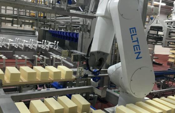Robots reinigen automatisch