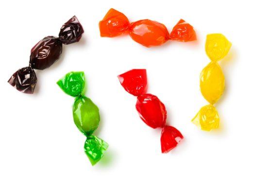 Kleur van snoep beïnvloedt smaakperceptie
