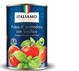 Recall blik tomaten met basilicum van Lidl