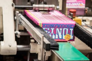 Tony's Chocolonely blijft achter in groei