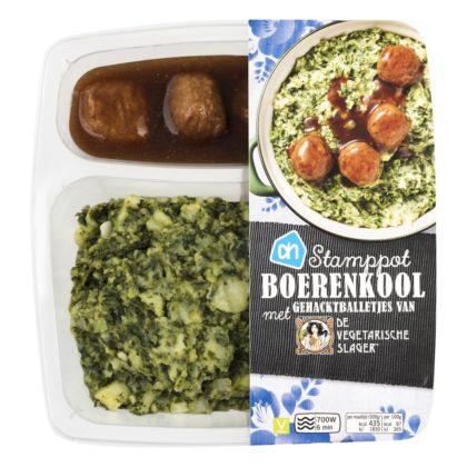 Albert Heijn verkoopt koelverse maaltijden Vegetarische Slager