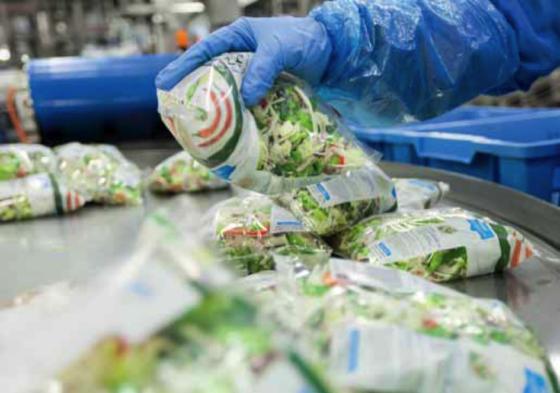 Allergenenmanagement Vezet: Per lijn slechts één type verpakking