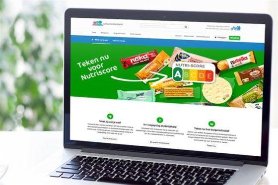 De Consumentenbond start burgerinitiatief 'Pro-Nutri-Score'