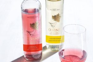 Nieuwe wijnwaters verwaarden wijnproductieresiduen