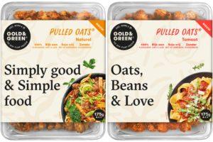 Nieuwe plantaardige eiwitbron uit Finland komt in Nederlandse supermarkt: Pulled Oats