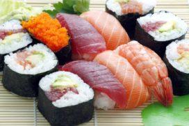 Tonijn voor sushi is wereldhandel