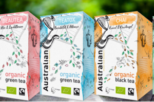 Australian introduceert biologische & Fairtrade thee