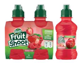 Veiligheidswaarschuwing vanwege verpakkingsfout voor Fruit Shoot