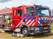 Brand bij Vergeer Kaas Reeuwijk