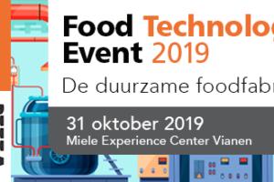 Food Technology Event: Energietransitie in de praktijk