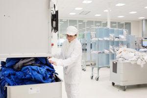 Bedrijfskleding wassen: vijf overwegingen voor de voedingsindustrie