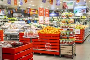 PLUS helpt bij gezonde keuze en vermindert plastic gebruik