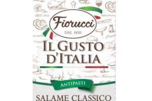 Recall Fiorucci Salame Classico door verkeerde allergeenvermelding
