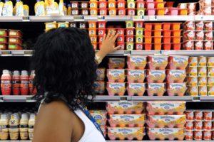 Biologische zuivelproducten veroorzaken een uitbraak
