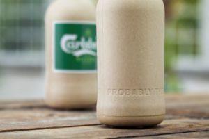 Paper Bottle Project: hebben papieren flessen de toekomst?