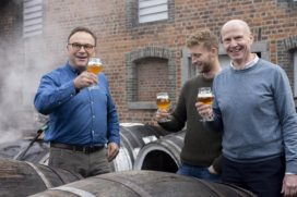 Eylenbosch brengt bier van Oude Gueuze en Kriek  opnieuw op de markt