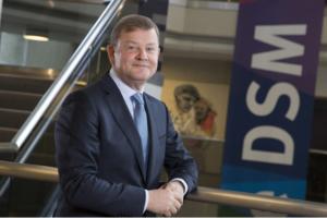 DSM CEO Feike Sijbesma stapt per februari 2020 op